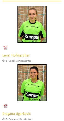 Arbitteraustausch mam Handballverband Wien