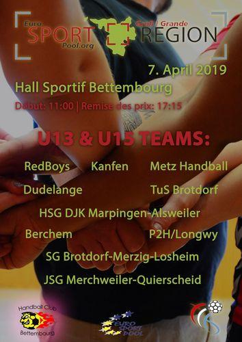 Finalle vum InterReg Championnat dëse Weekend zu Beetebuerg