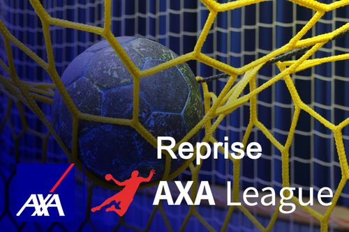 Reprise AXA League (dammen an Hären)