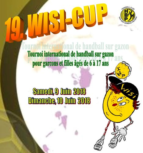 19. Wisi-Cup zu Péiteng