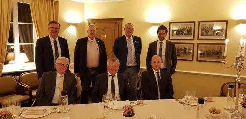 D'Lëtzebuerger Handballfederatioun hat leschte Méindeg héije Besuch.