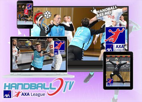 HB Diddeleng - Handball Esch bei den Hären dëse Samschdeg am LIVESTREAM ab 19h55