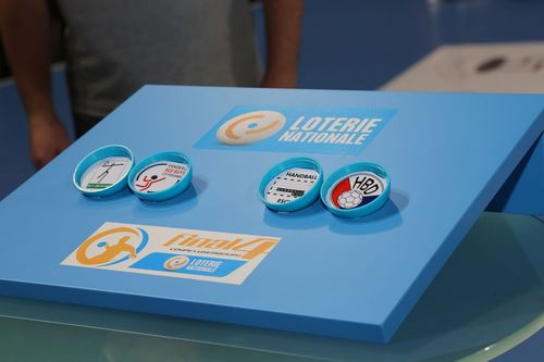 Auslousung vun den Hallef-Finalle an der Loterie Nationale Coupe de Luxembourg